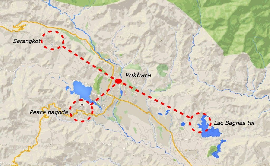 Pokhara la douce